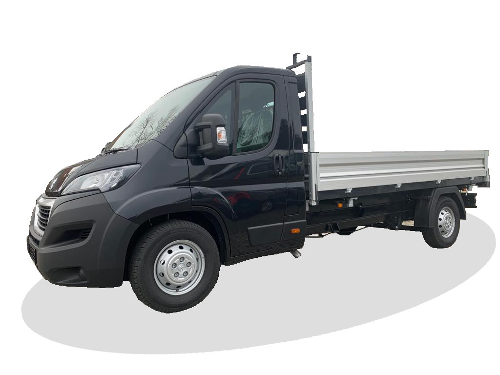 Commercial vehicle - flatbed